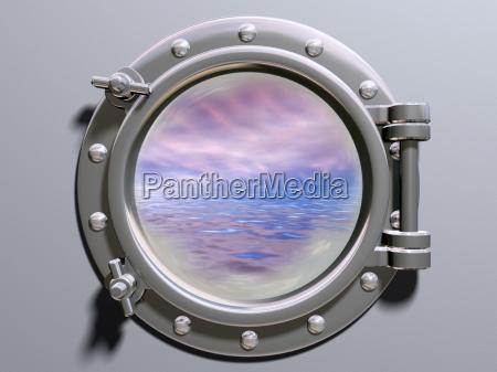 finestra argento incrociare crociera caricare imbarcare