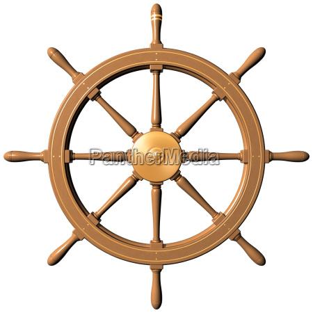 rotella della nave