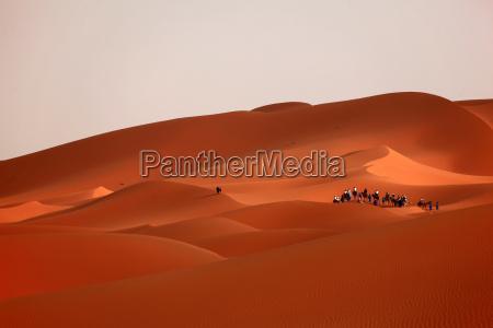 deserto del sahara in marocco