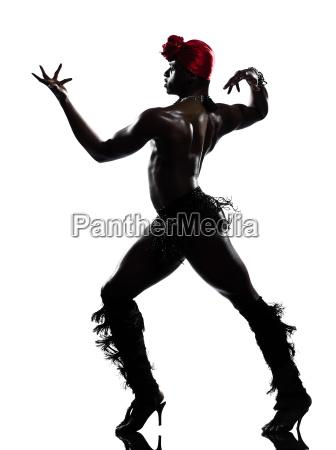 ballerino delluomo che balla