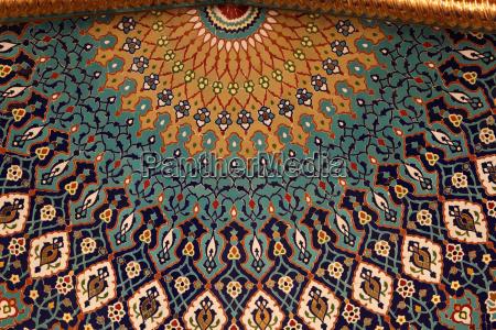 ornamenti orientale del mosaico