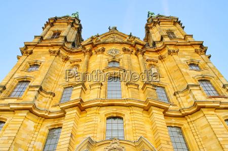 chiesa cattedrale baviera germania franchi