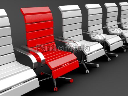 sedia poltrona ufficio progettazione concetto modello