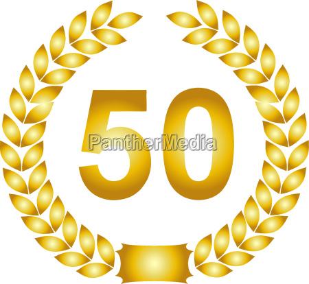 golden laurel 50 years