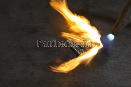 industria potenza elettricita energia elettrica fuoco