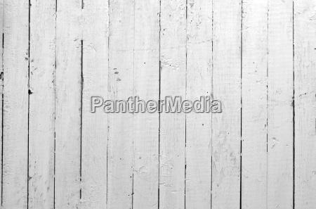 legno bianco esposto