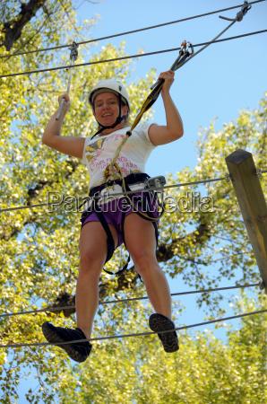 arrampicata alta filo