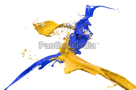 blu movimento in movimento liquido colore