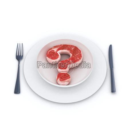 cibo piatto dieta crudo forchetta coperto
