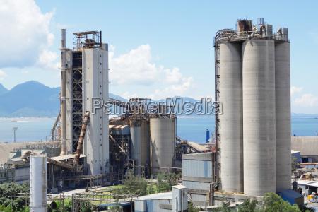 cemento cemento o cemento industria pesante