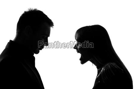 un uomo e una donna coppia