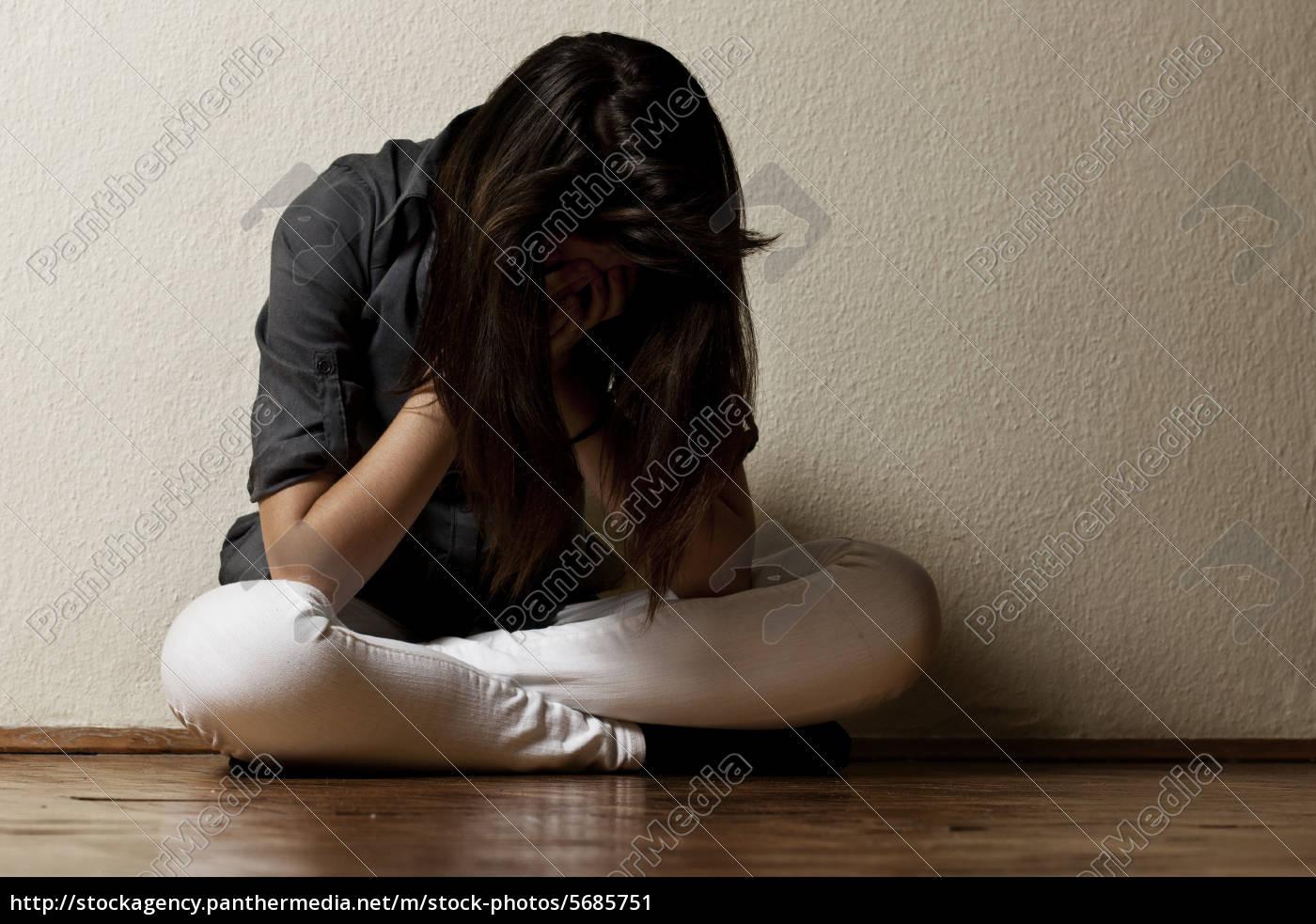 depresso, tenage, ragazza - 5685751
