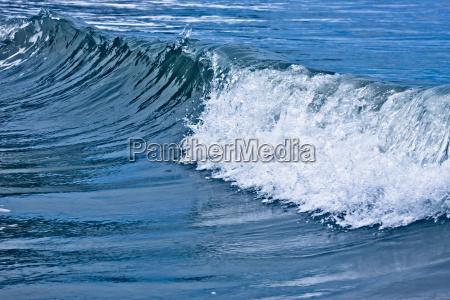 dettaglio onde onda superficie acqua salata