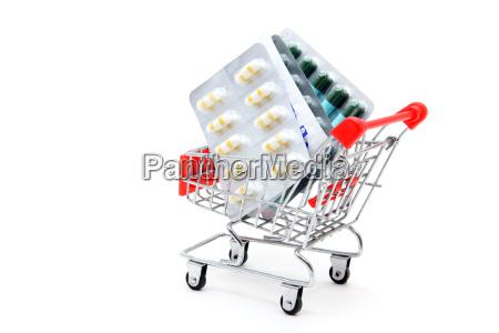 concetto di consegna di salute
