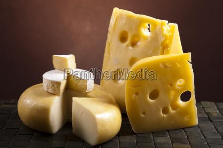 composicion de queso