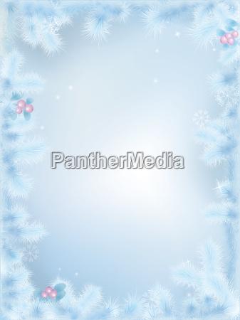 pino rami congelato festivo natale pini