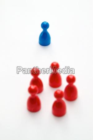 blu persone popolare uomo umano socialmente