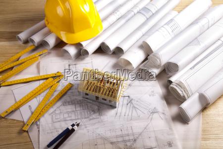 piani di architettura