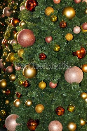 colorato gioielli festa albero di natale