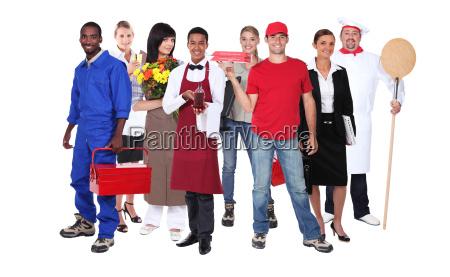 lavoratori di successo