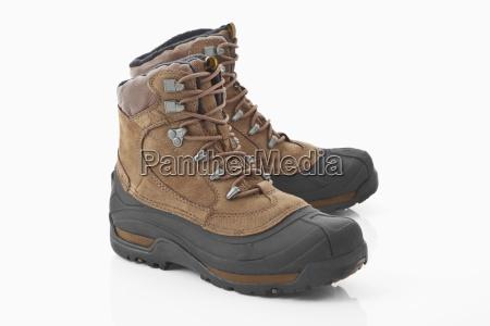 stivale inverno escursione gita scarponi impermeabile