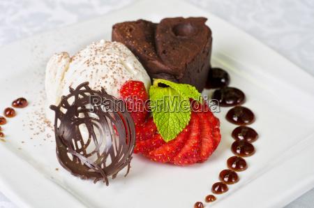 chocolate, flan - 6030189