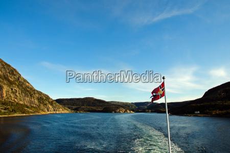 blu montagne vacanza vacanze norvegia recupero