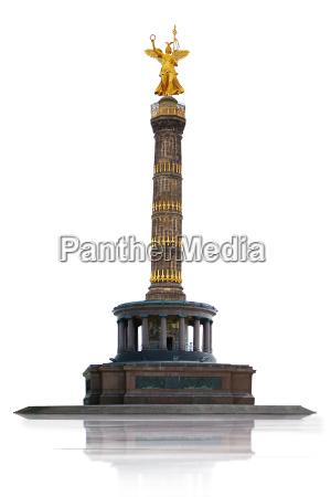 berlino germania capitale zoo colonna trionfale