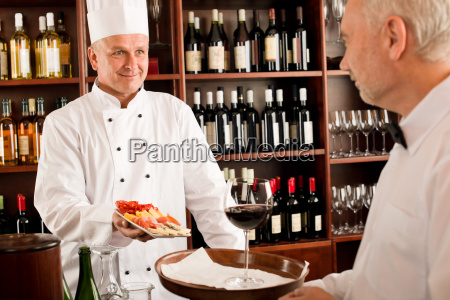 ristorante taverna bar vino professionale cuoco