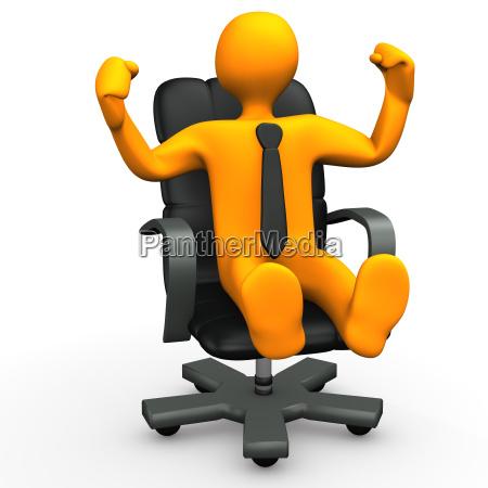 con successo di successo promozione vincitore