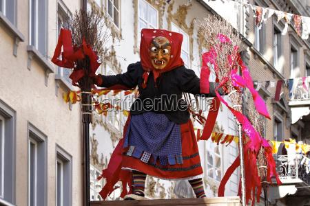 carnevale costume maschera strega