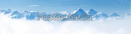 alpi svizzera prealpino paesaggio natura montagna