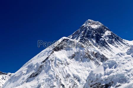 vertice del monte everest