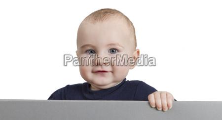segnale opzionale tenere bambino bambino piccolo