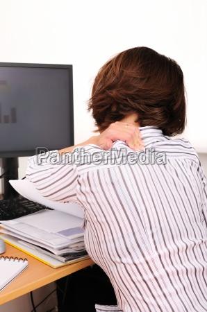 dolore monitor affare affari lavoro professione