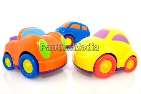 vivaci auto multicolori