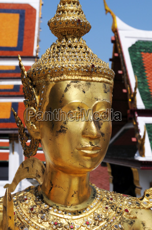 tempio statua thailandia bangkok