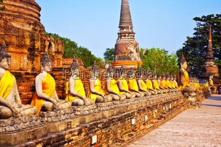 budda thailandia