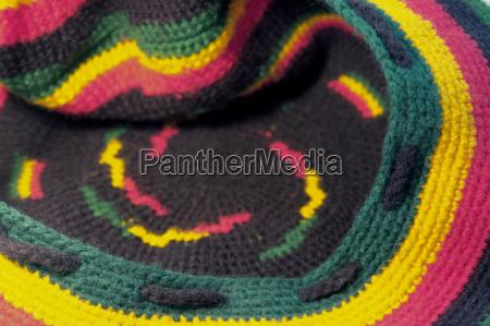 berretto rasta di lana