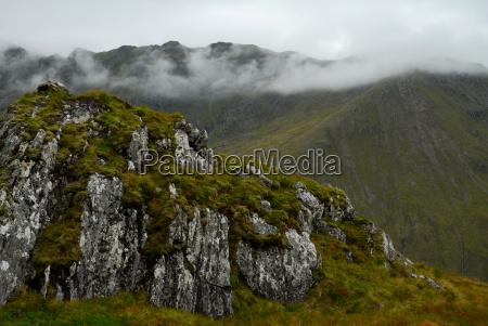 montagne vertice rocce roccia picco vetta