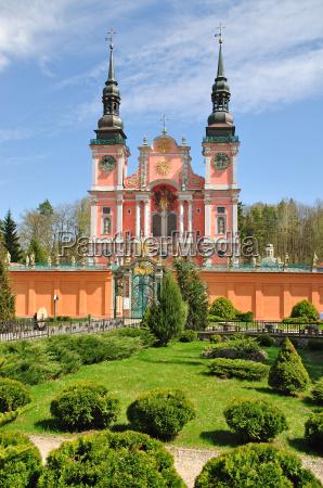 il famoso santuario swieta lipka