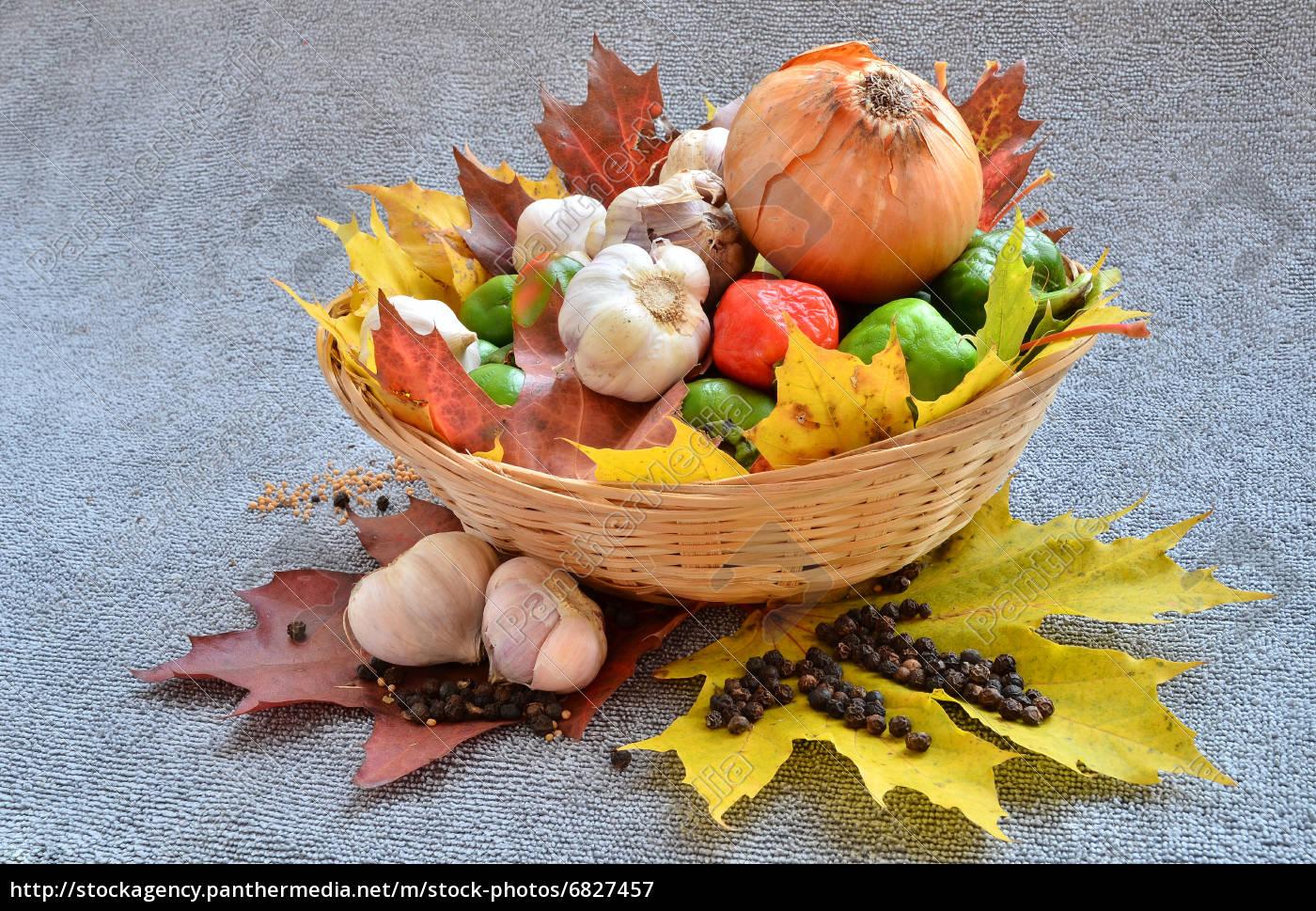 verdure, autunnali - 6827457