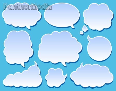parlare parlato parlando chiacchierata fumetto nuvola