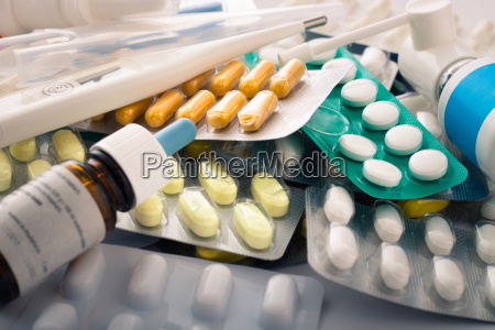 medico medicina pillole farmaci compresse pastiglie