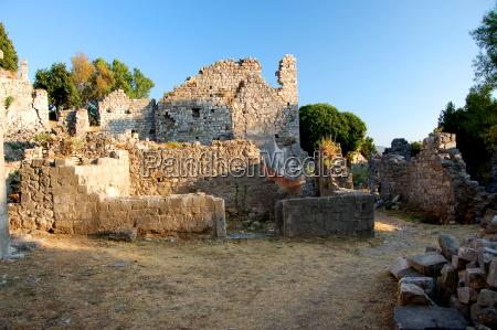 rovine di stari bar montenegro