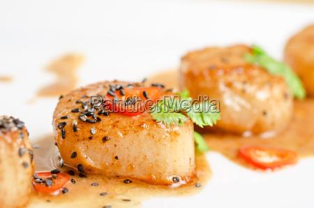 chiudere ristorante cibo primo piano caldo
