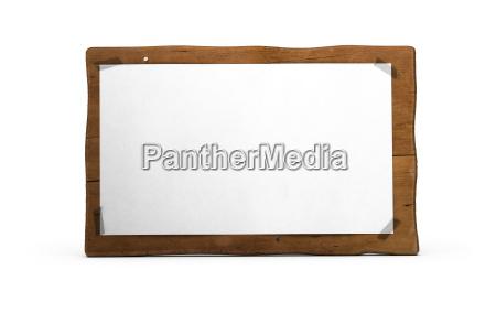 lavagna pannello bio legno marrone caucasico