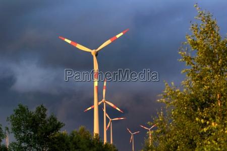 futuro potenza elettricita energia elettrica eolico