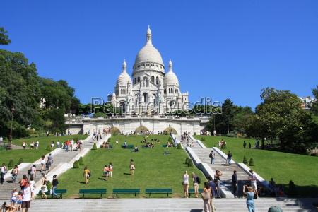 basilica di parigi sacre coeur de