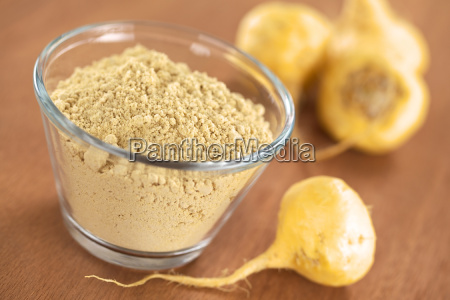maca root and maca powder farina